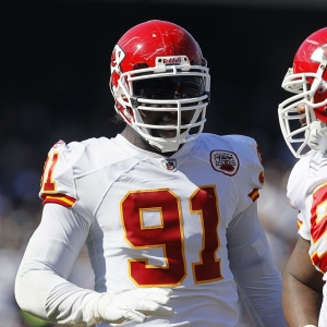 Kansas City Chiefs outside linebacker Tamba Hali