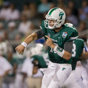 Tanner Lee Tulane Green Wave