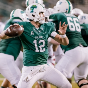 Tulane Green Wave quarterback Tanner Lee