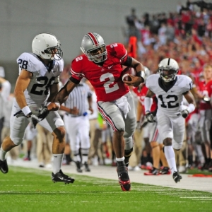 Ohio State quarterback Terrelle Pryor