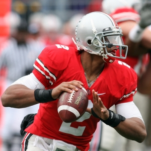 Ohio State Quarterback Terrelle Pryor.