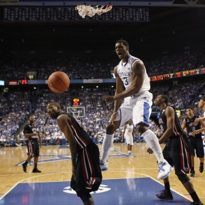 University of Kentucky's Terrence Jones