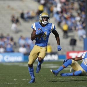 UCLA Bruins wide receiver Theo Howard