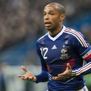 Thierry Henry of France