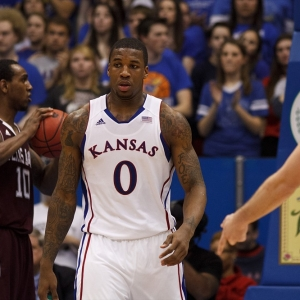 Kansas Jayhawks forward Thomas Robinson