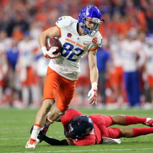Boise State Broncos wide receiver Thomas Sperbeck