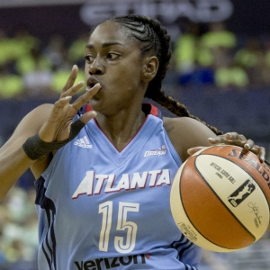 Tiffany Hayes Atlanta Dream