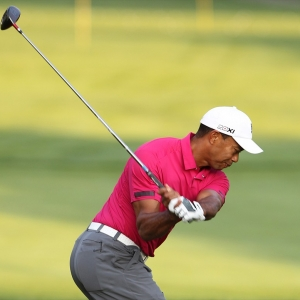 Tiger Woods, PGA golfer