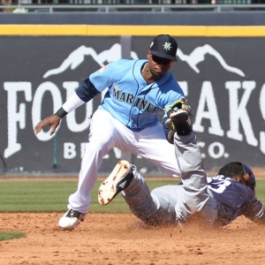 Tim Beckham Seattle Mariners