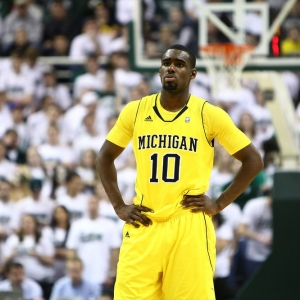 Michigan Wolverine guard Tim Hardaway Jr.