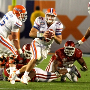 Florida QB Tim Tebow.
