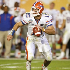 Florida quarterback Tim Tebow.