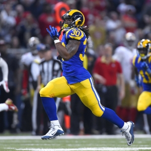 St. Louis Rams Running Back Todd Gurley
