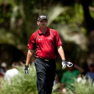 PGA golfer Tommy Gainey