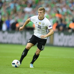 Toni Kroos Germany Soccer
