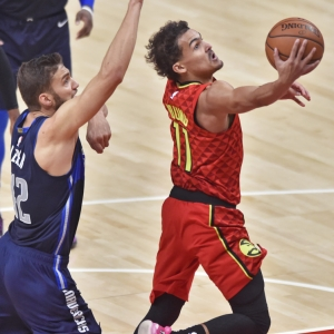 Trae Young Atlanta Hawks