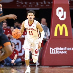 Oklahoma Sooners Guard Trae Young