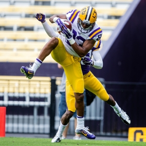 LSU Tigers wide receiver Travin Dural