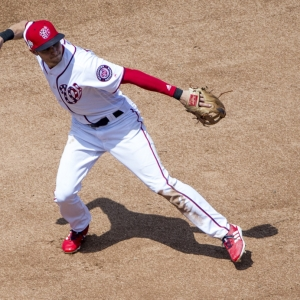 Trea Turner Washington Nationals