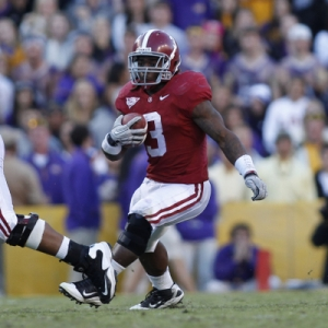 Trent Richardson No. 3 (RB) of Alabama