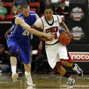UNLV Rebels guard Tre'Von Willis