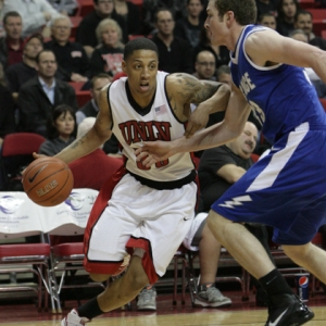 UNLV guard Tre'Von Willis