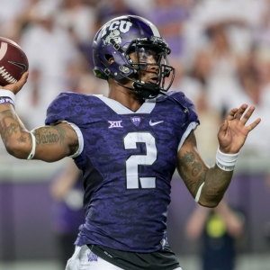 Trevone Boykin TCU Horned Frogs