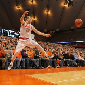 Syracuse Orange guard Trevor Cooney