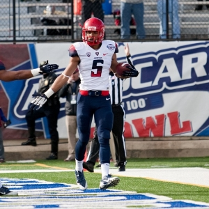 Arizona Wildcats wide receiver Trey Griffey