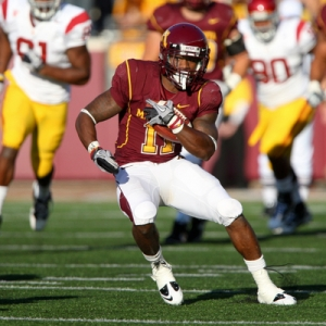 Minnesota Golden Gophers wide receiver Troy Stoudermire
