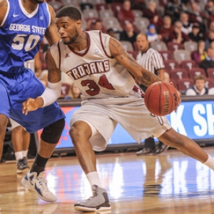 troy trojans basketball