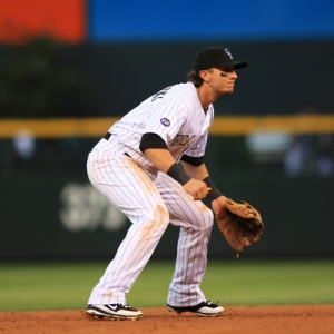 Troy Tulowitzki (2) of the Rockies.