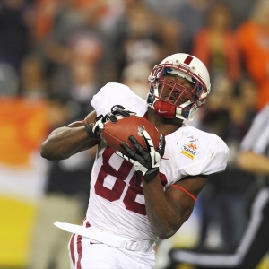 Stanford Cardinal Ty Montgomery