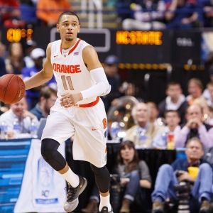 Syracuse Orange guard Tyler Ennis