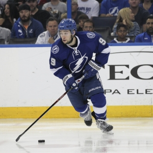 Tyler Johnson Tampa Bay Lightning