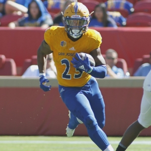 Tyler Nevens San Jose State Spartans