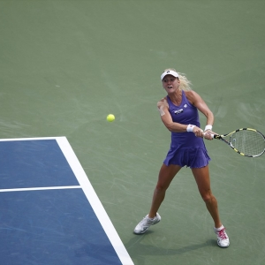 Urszula Radwanska of Poland