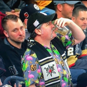 Vegas Golden Knights Guy