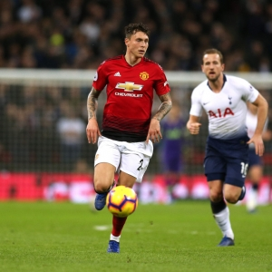 Victor Lindelof of Manchester United