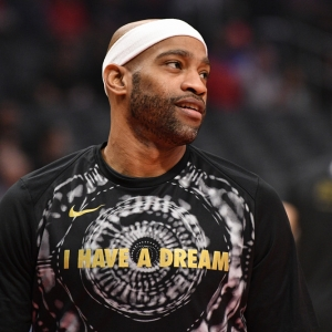 Sacramento Kings Forward Vince Carter