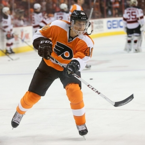 Philadelphia Flyers center Vincent Lecavalier