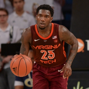 Virginia Tech Hokies Tyrece Radford