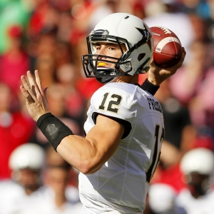 Vanderbilt Commodores quarterback Wade Freebeck
