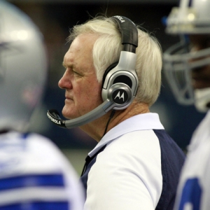 Former Dallas Cowboys head coach Wade Phillips