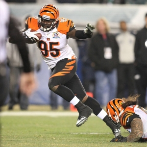 Cincinnati Bengals Wallace Gilberry