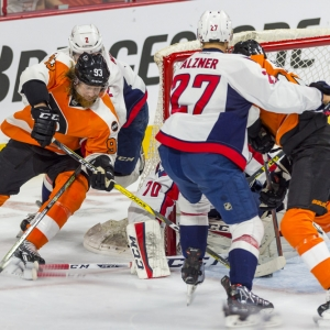 Washington Capitals Philadelphia Flyers