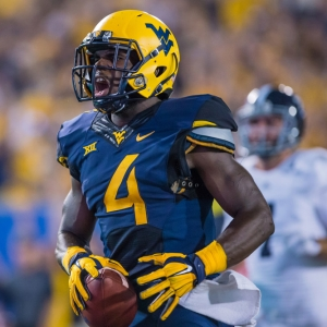 Wendell Smallwood West Virginia Mountaineers