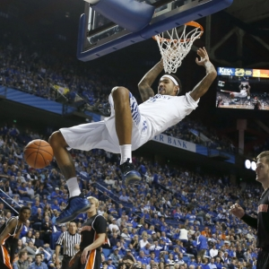 Kentucky Wildcats forward Willie Cauley-Stein
