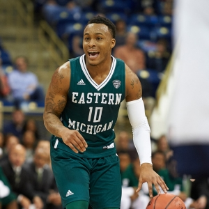 Willie Mangum IV Eastern Michigan Eagles
