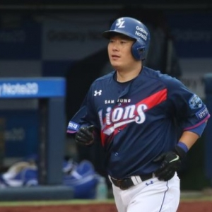 Won Seok Lee Samsung Lions